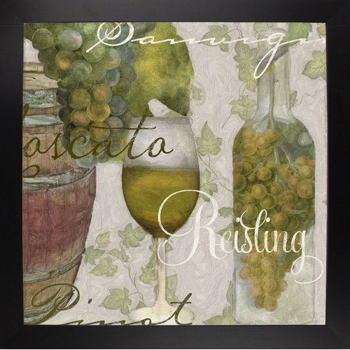 Fleur De Lis Living 'Wine Cellar II' Graphic Art Print