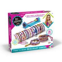 Be Inspired Twist 'N Near Bracelet Maker by Cra-Z-Art