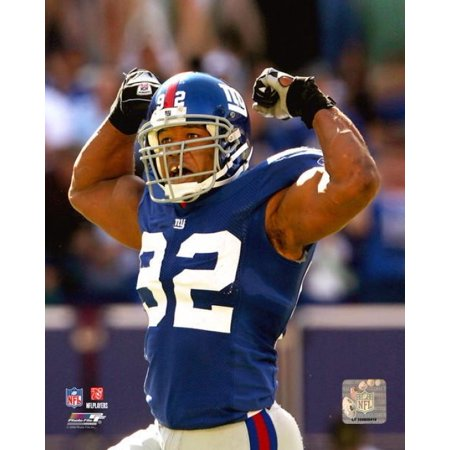 Michael Strahan 2006 Action Photo Print