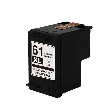 Remanufactured HP 61XL (CH563WN) Ink Cartridge Black High ...
