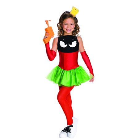Marvin the Martian Costume Dress Child