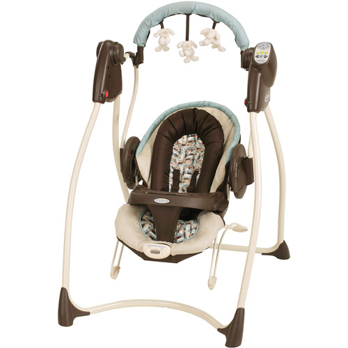 Graco - Duo 2-in-1 Swing and Bouncer, Carlisle