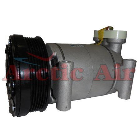Remanufactured Auto A/C Compressor with Clutch for 1996-1999 GMC K1500 Suburban 6.5L Diesel - 1 YEAR WARRANTY*