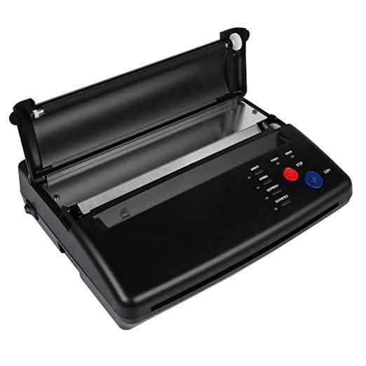 Thermal Tattoo Transfer Machine Tattoo Kit Stencil Transfer Copier Printer Thermoprinter For Temporary Tattoo Printer And Permanent Tattoos