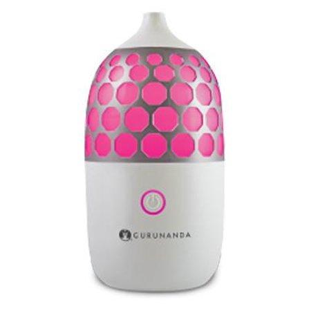 Guru Nanda Honeycomb Aromatherapy LED Ultrasonic Essential Oil