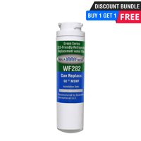 Replacement Water Filter For GE PSDS5YGXCFSS Refrigerator Water Filter by Aqua Fresh