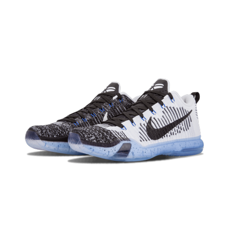 huge discount b3d42 bc3c5 Nike - Men - Kobe 10 Elite Low Prm Htm Shark Jaw - 805937 ...