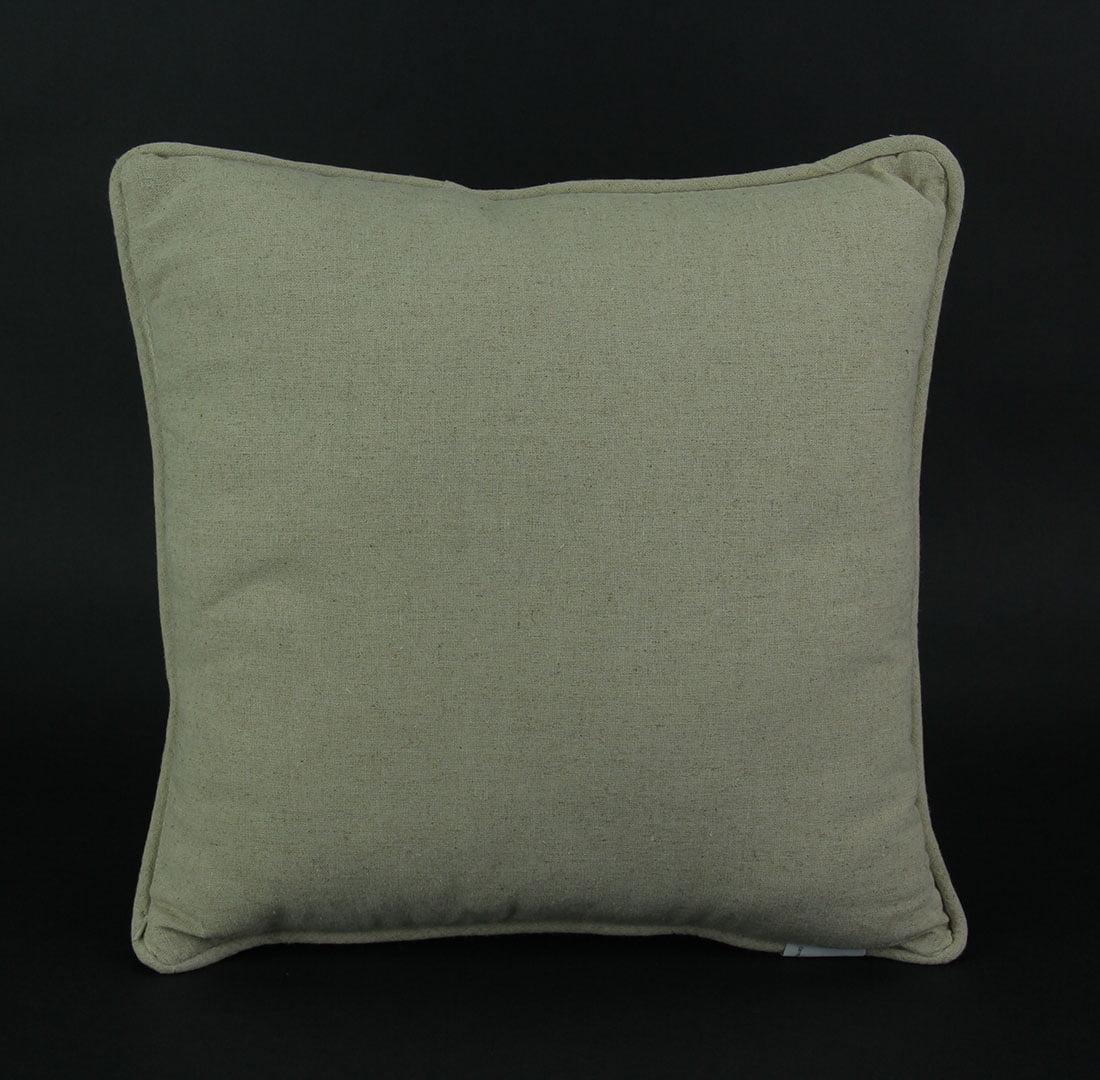 Tropical Succulent Print 16 inch Decorative Throw Pillow - image 1 de 3