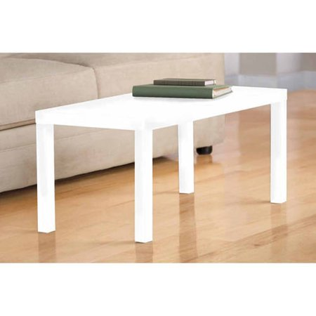 Dhp Parsons Coffee Table Multiple Colors