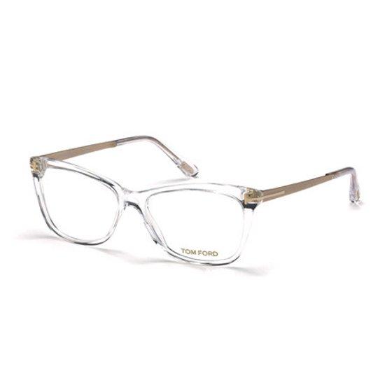 f430764a95 TOM FORD Eyeglasses FT5353 050 Dark Brown 52MM - Walmart.com