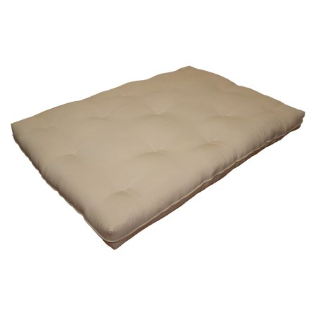 10-in. Replacement Innerspring Futon Pad - Full