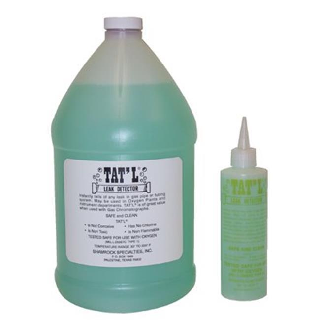Shamrock 662-1-GAL-TATL Container Tatal Leak Det