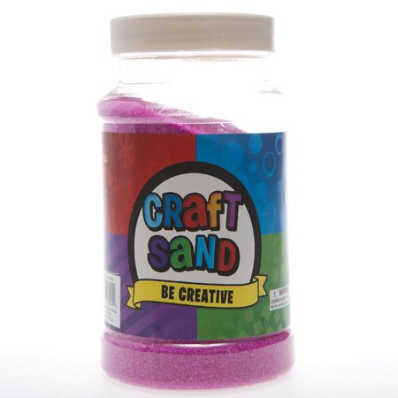 Pink Craft Sand - Sand Crafts