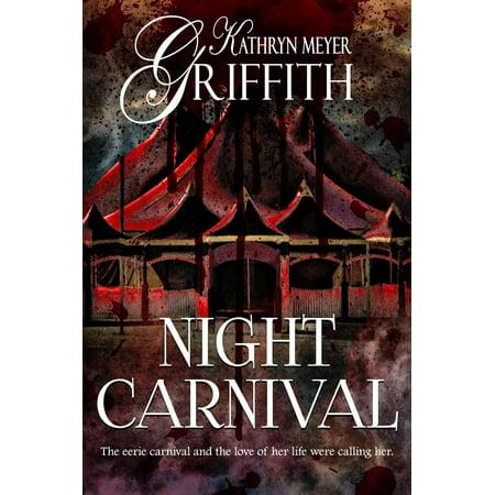 Night Carnival Horror Short Story - eBook - Halloween Horror Nights Stories