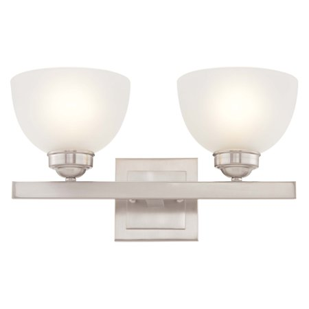 Livex Lighting Somerset 2 Light Bath Vanity