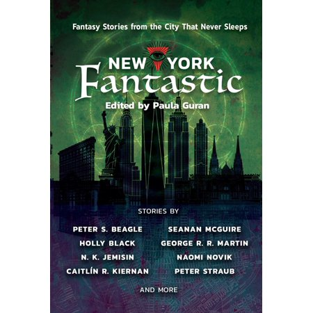New York Fantastic : Fantasy Stories from the City that Never Sleeps - New York City Halloween Events