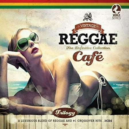 Vintage Reggae Cafe Trilogy / Various (Digi-Pak)