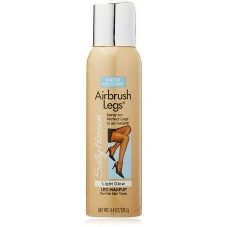 Sally Hansen Airbrush Legs Leg Makeup, Light Glow 4.4 oz