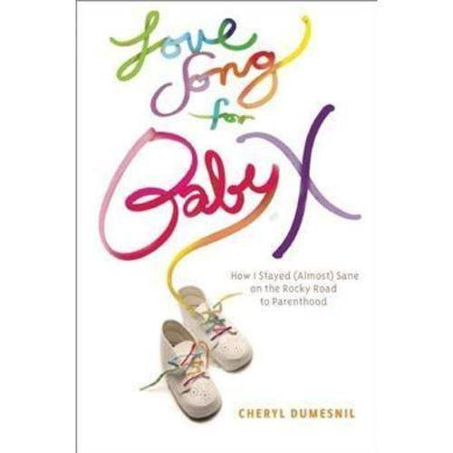 Love Song for Baby X: How I Stayed (Almost) Sane on the Rocky Road to Parenthood