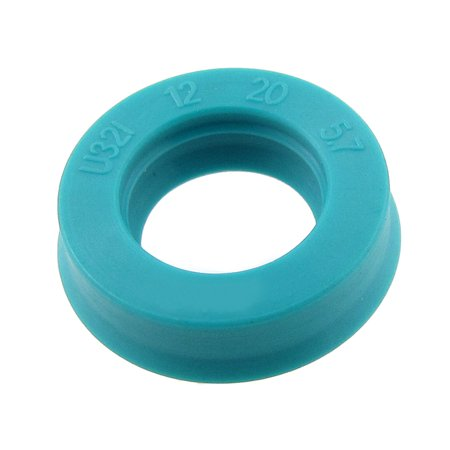 Unique Bargains Single Lip U Cup PU Oil Seal 12x20x5 7mm for Hydraulic  Cylinder
