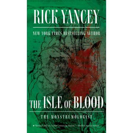 The Isle of Blood - image 1 de 1