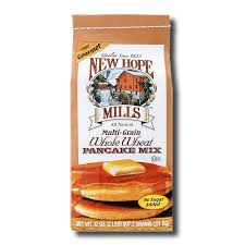 New Hope Mills Whole Wheat Pancake Mix