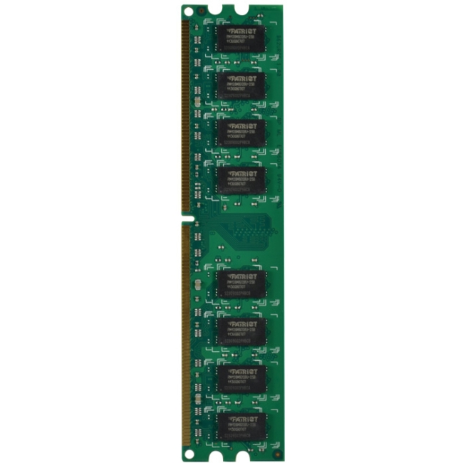 Patriot PSD22G80026 Signature Line DDR2 2GB 800 MHz Single Memory Module