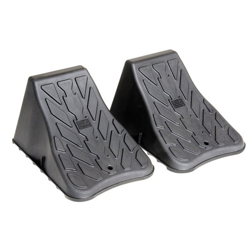 Reese Towpower Wheel Chock Wedges, 2pk, Model #7022700