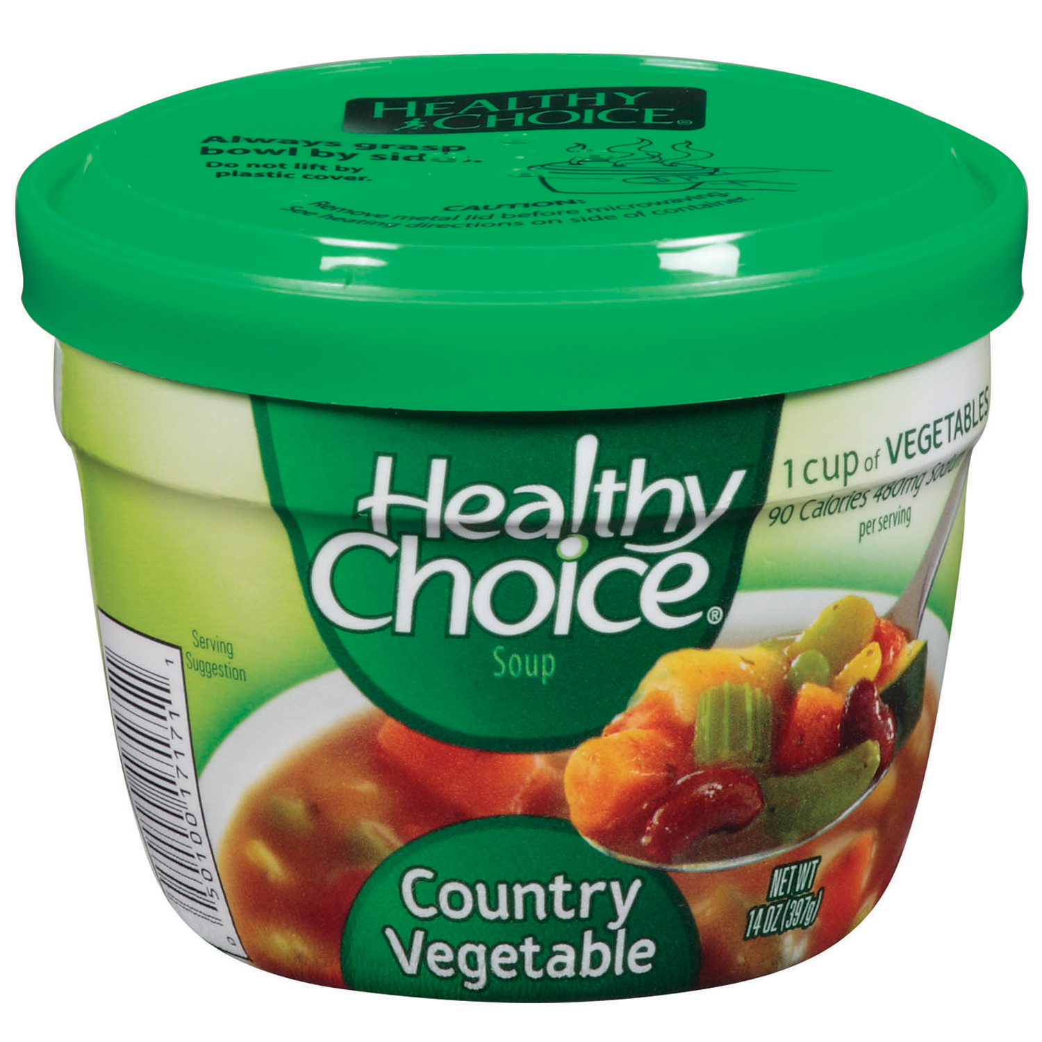 Healthy Choice Country Vegetable Soup, 14 oz by ConAgra Foods Inc.