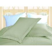 Cottonloft Colors 2-piece Sham Set Standard - Blue