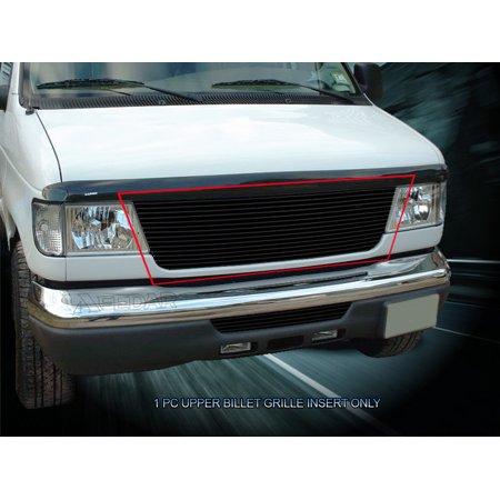 Fedar Main Upper Billet Grille For 1992-2007 Ford Econoline Van