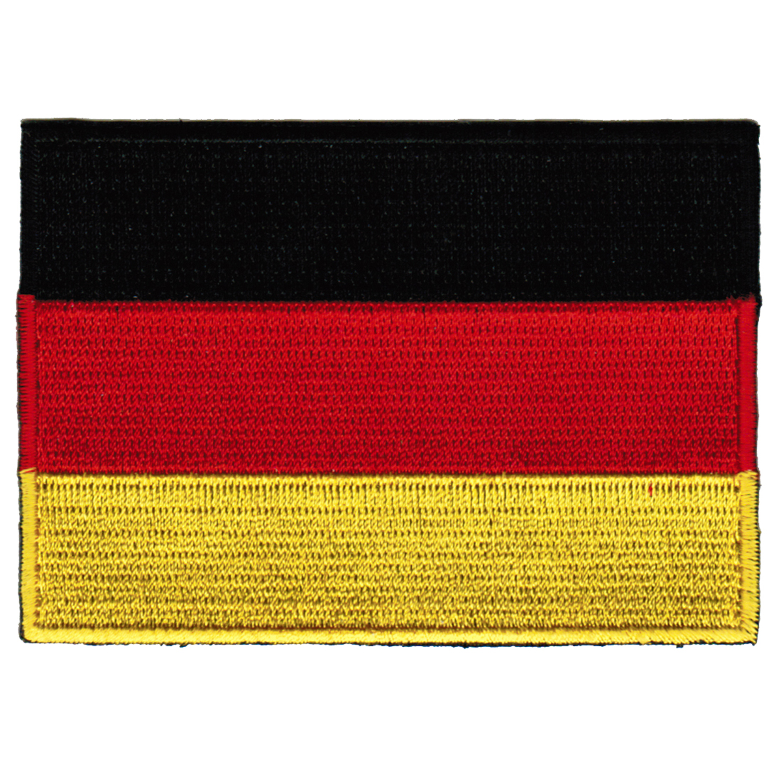Germany Flag Embroidered Iron-on Patch