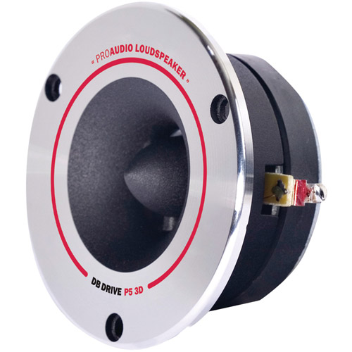 "DB Drive P3m8c Pro Audio 8"" High-Efficiency Shallow Mount Die-Cast Mid-Range Speaker"