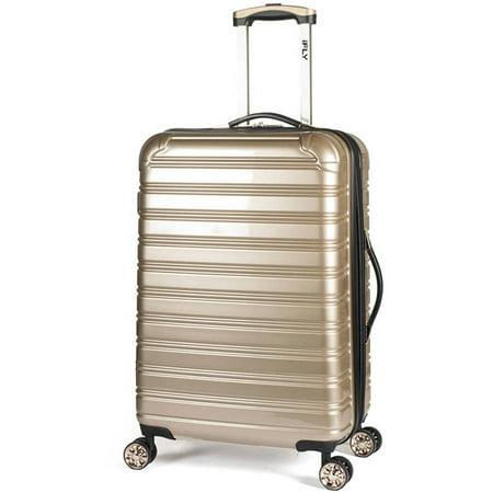 iFLY Hard Sided Fibertech Luggage, 24