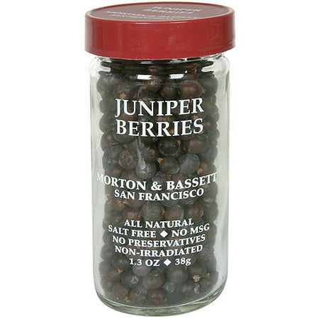 Magnificent Morton Bassett Spices Juniper Berries 1 3 Oz Pack Of 3 Best Image Libraries Sapebelowcountryjoecom