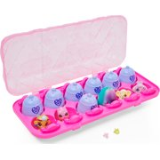 Hatchimals CollEGGtibles, Shimmer Babies 12-Pack Egg Carton