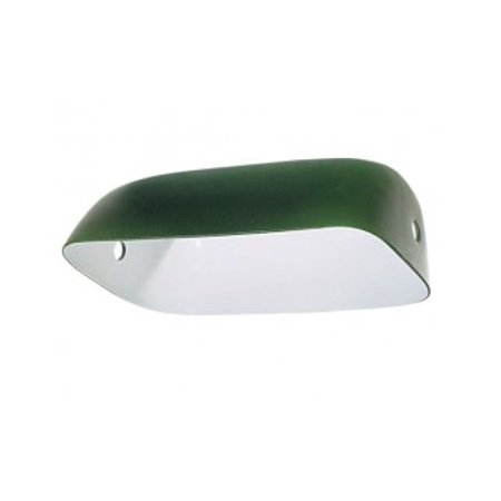 Banker lamp replacement shade lighting lighting accessories green glass lamp shade replacement bankers lamp or pharma mozeypictures Images