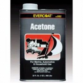 Fibre-Glass Acetone Gallon 100581