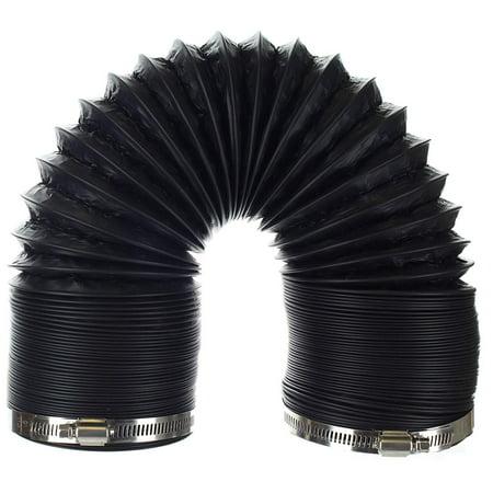 Flexible PVC Laminated Aluminum Dryer Duct - 10 (Pvc Laminated)