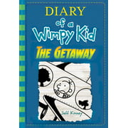 The Getaway (Diary of a Wimpy Kid Book 12) (Hardcover)