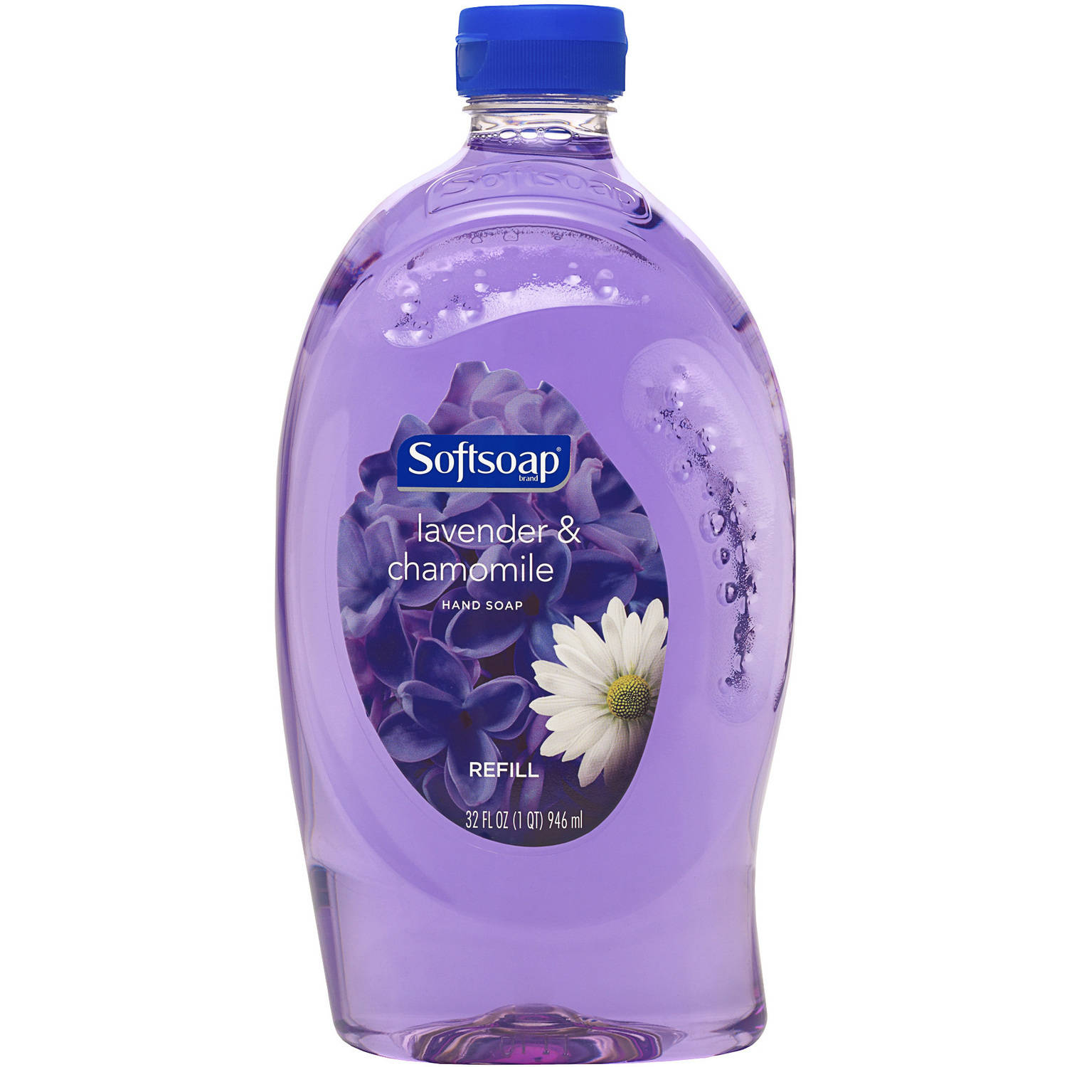 Softsoap Liquid Hand Soap Refill, Lavender and Chamomile, 32 Fluid Ounce