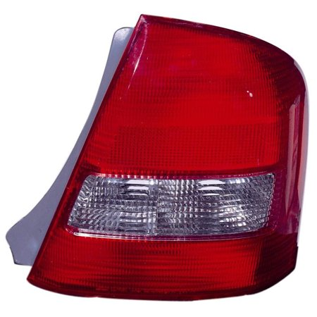 99-03 Mazda Protege Sedan (DX;ES;LX;SE) Tail Light Right Passenger (97 Mazda Mx6 Tail)