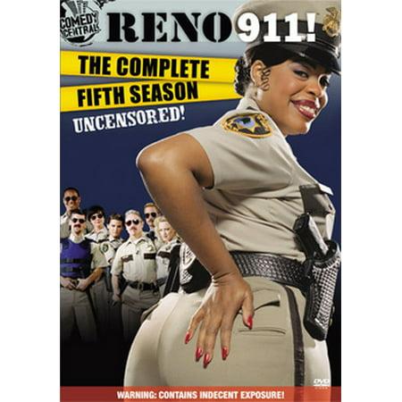 Reno 911: The Complete Fifth Season (DVD)](Reno 911 Dangle)