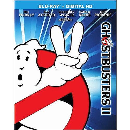 Ghostbusters II (4K-Mastered) (Blu-ray + Digital HD) (With INSTAWATCH) (Widescreen)