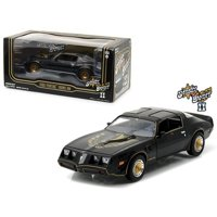 "1980 Pontiac Firebird Trans Am ""Smokey and the Bandit 2"" (1980) Movie 1/24 Diecast Model Car by Greenlight"