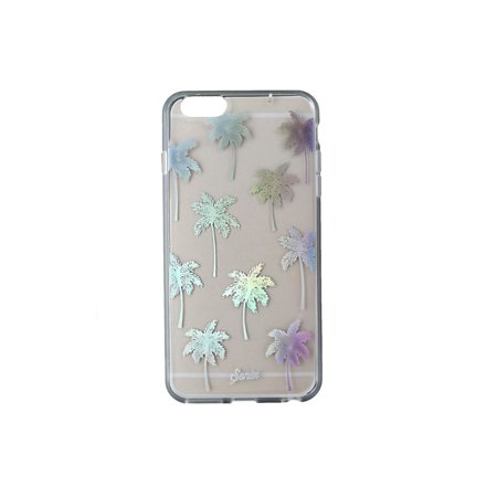 sale retailer 684a8 52b72 Sonix Clear Coat Case for iPhone 6 Plus / 6s Plus - Palm Trees / Iridescent