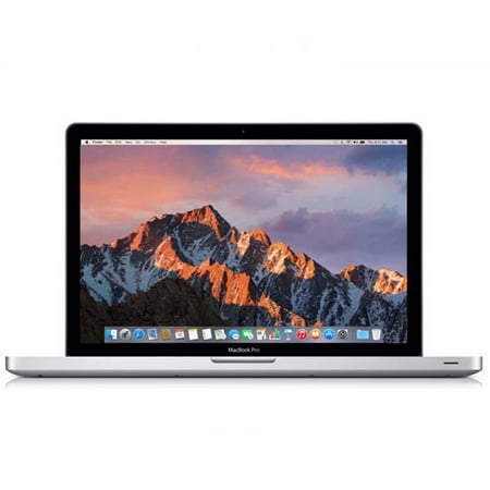 Apple MacBook Pro 15.4-Inch Laptop Intel QuadCore i7 2.3GHz / 8GB DDR3 Memory / 1TB SSHD (Solid State Hybrid) Drive / 1.5GB Video Memory / OS X 10.10 Yosemite / ThunderBolt / USB 3.0 / DVD Burner