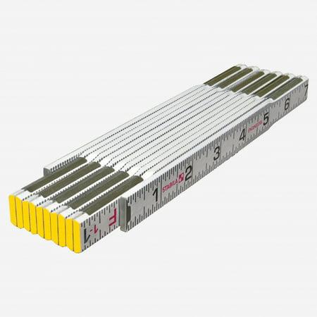 Folding Ruler - Stabila 80015 Type 600 Engineer's Folding Ruler