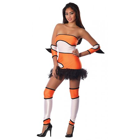 Naughty Nem-Oh Adult Costume - Small/Medium