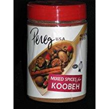 Kosher, Pereg Mixed Spices for Koobeh (3.5